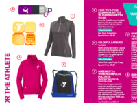 YMCA Holiday Mailer