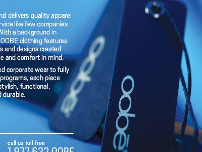 Details Ad 2 print ad photo blue tag