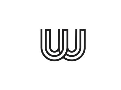 Unused W logo concept