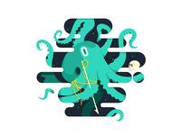 Bad-Bad Octopus