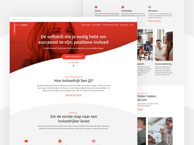 The New Zuidema website icon sketch red minimal clean branding web ux ui design