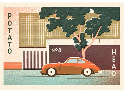 Porsche 2 matchbox design