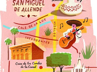 San Miguel de Allende mexico mariachi
