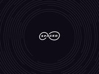 SPACED Challenge - Infinity Logo Wordmark