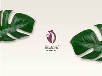 Foxtrail Flowers Brand Identity