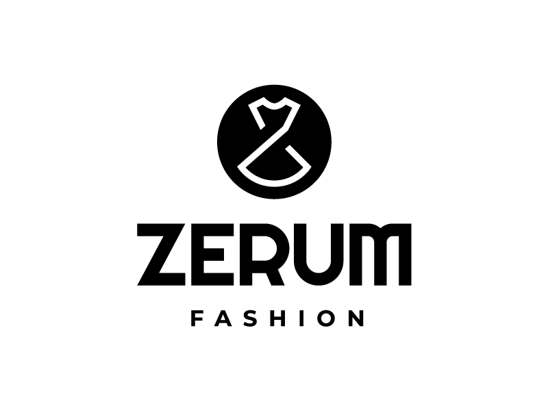 Zerum Fashion Dress Logo