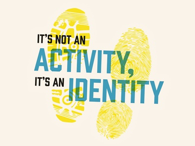 It's not an activity, it's an identity (Runners of NYC)