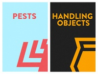 Pest and Handling Objects