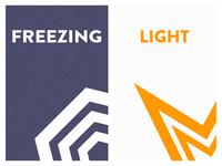 Freezing and Light