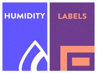 Humidity and Labels