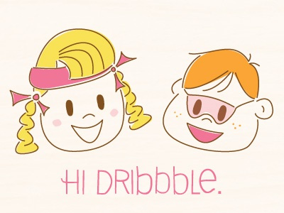 Hi Dribbble.