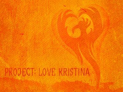 Project: Love Kristina