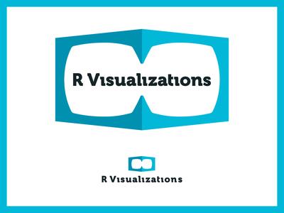 R Visualizations Logo