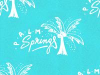 Palm Springs Pattern
