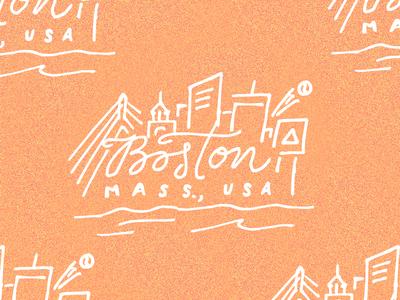 Boston Pattern