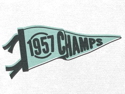 1957 Champs