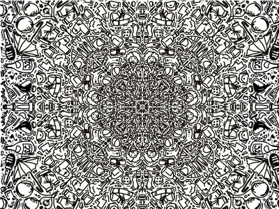 abstract 2019 new art pattern design abstract