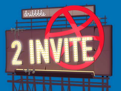 I have 2 invite!