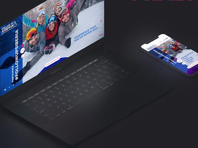 FOLLOW UP SIBERIA nornikel siberia digital cool interface web best art design ux ui