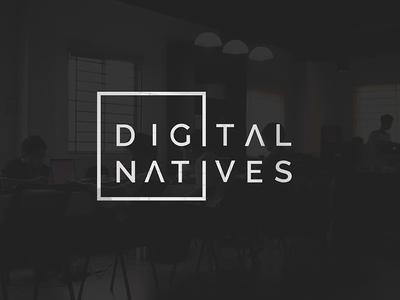 Digital Natives Logo Design