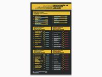 Infographics Social Data