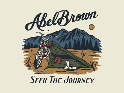 Abel Brown abel brown hand lettering branding handmade type lettering drawing graphic design design illustration