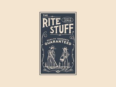 The Rite Stuff