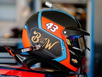 Bubba Wallace Helmet