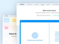 Flexbox comes to Webflow