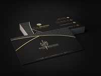 Riad Business Card