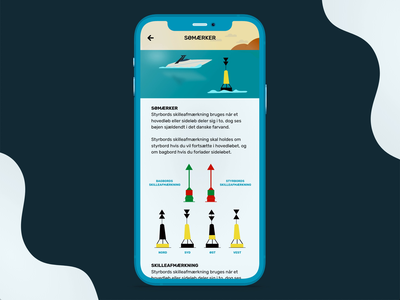 Sailing App Animation travel ios speedboat sailing animation blue ocean water boat sail sailing app animation flat vector mobile app app design ux ui minimal illustration app