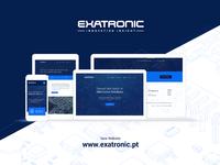 Exatronic website