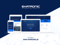 Exatronic Website Launch
