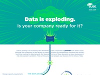 Data Explosion Infographic