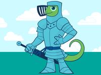 Chameleon Knight