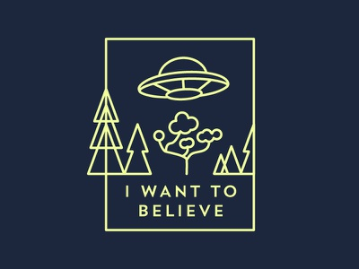 I want to believe dana scully fox mulder the x-files i want to believe illustration icon