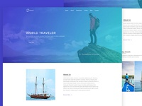Go Travel Experience Template