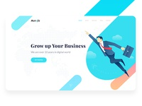 New Business Slider Style