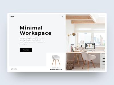 Nona // Minimal Workspace