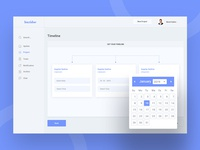 Buzidoc // Project Timeline Dashboard Template