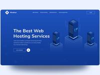 MiraHost // Web Hosting UI Explore