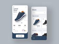 Sneakers Store App