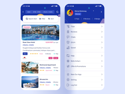 Classified App Other Screens classified series uiux mobile ui mobile profile profile promoted search hotels hotels mobile designer classified ads classifieds hybrid app design android app design app design icon ui web ios guide mobile app design app design mobile design mobile app classified classified app