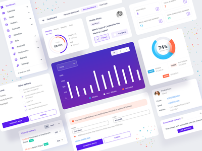 Agency Dashboard webapplication cmsmasters theme cms development cms dashboard design website design client matters revenue graph bill section client tab dashboard sidebar sidebar payment add salary graph generate bill agency website dashboard components firm dashboard agency dashboard ui agency dashboard