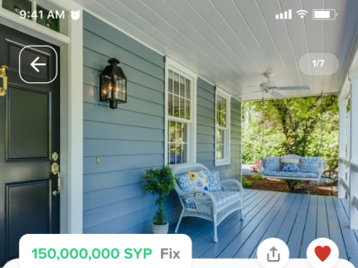 Classified Real Estate productdesign property listing appdetail app filters classified listing classified app appdesigner uidesign uiux mobileui realestatemobile realestateapp realestate appdesign crossplatformapp hybridapp mobileapp