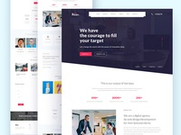 Agency Landing Page 02