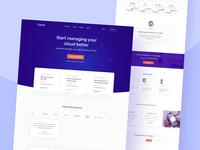 Cloud Managing Web Apps Concept 01