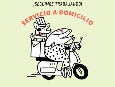 Desaynos branding logo friends procreate design character illustration