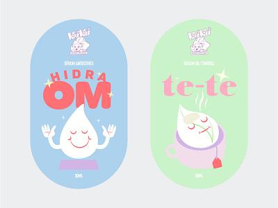 Stickers illustration design character branding logo graphic design