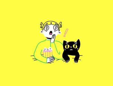 03 roomie roomies design character procreate illustration